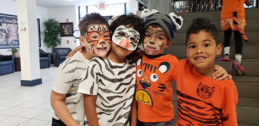 Homecoming was a blast!  The week was full of activities, dressing up and fun, fun, fun!  Way to go Tigers!!!